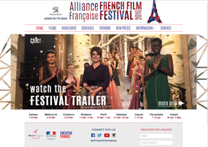 Alliance Francaise French Film Festival 2016