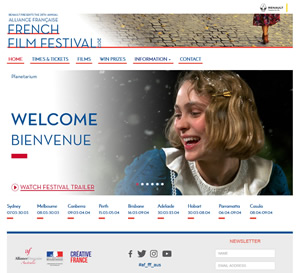 Alliance Francaise French Film Festival 2017