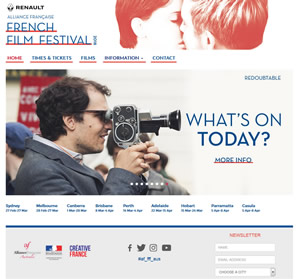 Alliance Francaise French Film Festival 2018